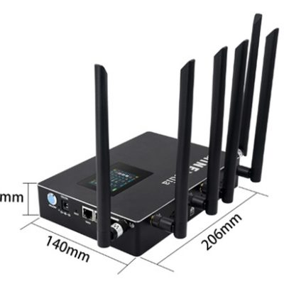 Mine-M4 Internet Bonding Modem 4G_5